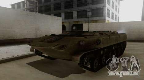 BTR-D für GTA San Andreas