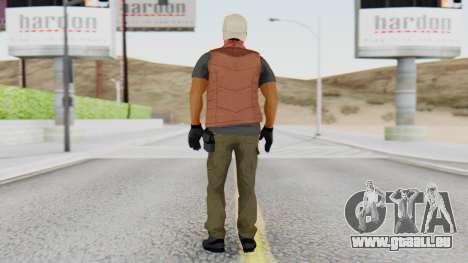[BF Hardline] Gang Technician pour GTA San Andreas troisième écran