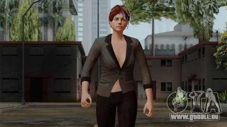 GTA 5 Online Female04 pour GTA San Andreas