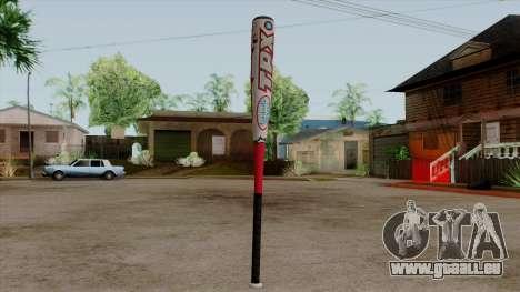 Original HD Bat für GTA San Andreas