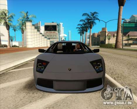 Andromax ENB für GTA San Andreas zweiten Screenshot