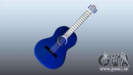 Guitare classique pour GTA 5