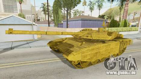 T-90MS CoD Ghost pour GTA San Andreas