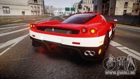 Ferrari Enzo 2002 [EPM] Scuderia Ferrari für GTA 4 hinten links Ansicht