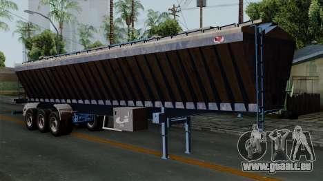 Trailer Silos für GTA San Andreas