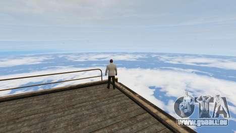 GTA 5 Airport Ramp deuxième capture d'écran
