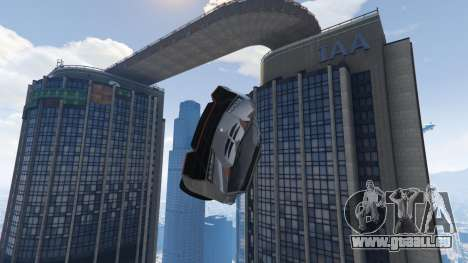 GTA 5 Maze Bank Mega Spiral Ramp sechster Screenshot