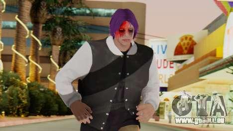 [GTA5] Ballas Member pour GTA San Andreas