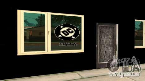 New Store DC v2 pour GTA San Andreas quatrième écran