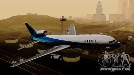 Lockheed L-1011 TriStar All Nippon Airways pour GTA San Andreas