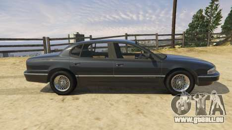 1994 Chrysler New Yorker pour GTA 5