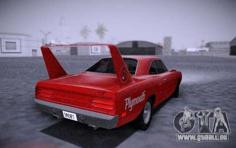 Graphics Mod for Medium PC v3 für GTA San Andreas her Screenshot