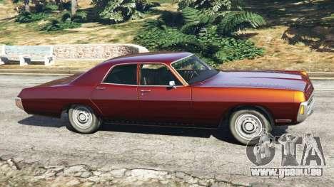 Dodge Polara 1971 für GTA 5