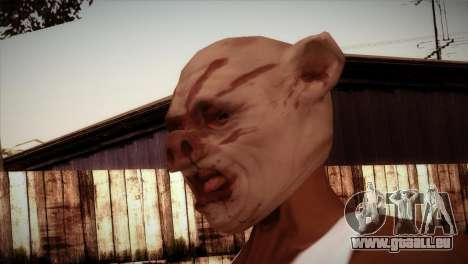 Cerdo Zombie pour GTA San Andreas troisième écran