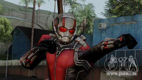 Ant-Man pour GTA San Andreas