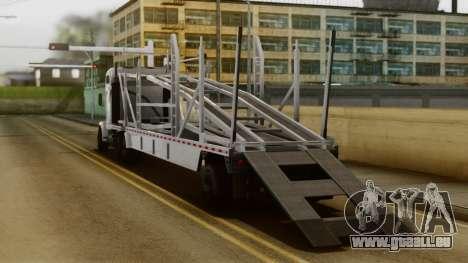 GTA 5 MTL Packer Driving pour GTA San Andreas laissé vue