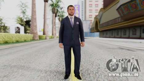 [GTA 5] FIB1 pour GTA San Andreas deuxième écran