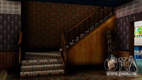 Stern Design House CJ für GTA San Andreas zweiten Screenshot