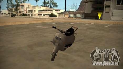 Stunt-Faggio pour GTA San Andreas