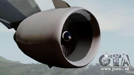 DC-10-30 Japan Airlines für GTA San Andreas rechten Ansicht