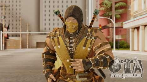 Scorpion [MKX] pour GTA San Andreas