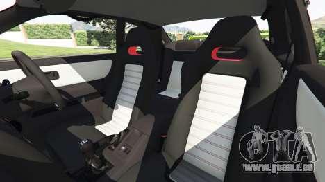 GTA 5 Nissan Skyline BCNR33 [Beta] vorne rechts Seitenansicht
