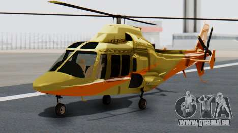Swift Deluxe pour GTA San Andreas
