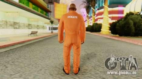 [GTA 5] Prisoner2 pour GTA San Andreas troisième écran