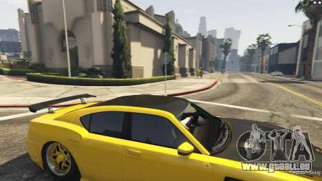 GTA 5 Semi-Realistic Vehicle Physics V 1.6 Siebter Screenshot