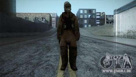Order Soldier2 from Silent Hill pour GTA San Andreas deuxième écran