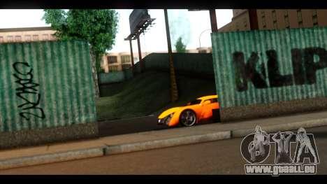 Krankenhaus-und skate-Park für GTA San Andreas zehnten Screenshot