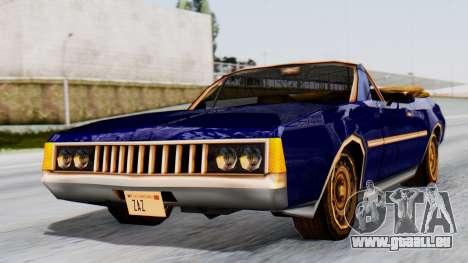Clover Tuned pour GTA San Andreas