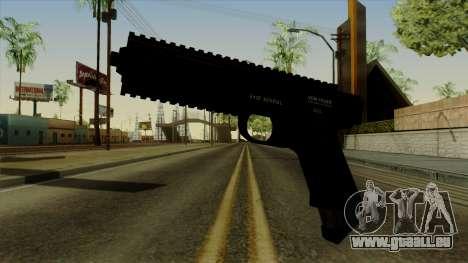 AP Pistol pour GTA San Andreas