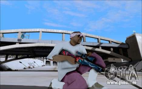 AWP Hyper Beast für GTA San Andreas