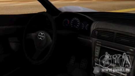Progen T20 GTR pour GTA San Andreas vue de droite