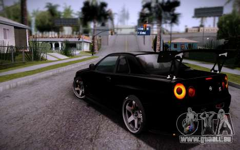 Graphics Mod for Medium PC v3 für GTA San Andreas