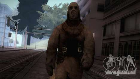 Order Soldier4 from Silent Hill pour GTA San Andreas