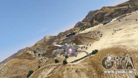 GTA 5 Xwing-Hydra Hybrid sechster Screenshot