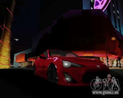 ENB Pizx pour GTA San Andreas sixième écran