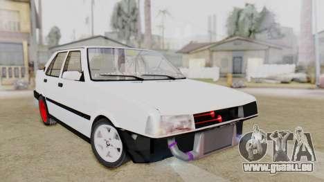 Tofas Turbo SLX 1.6 für GTA San Andreas
