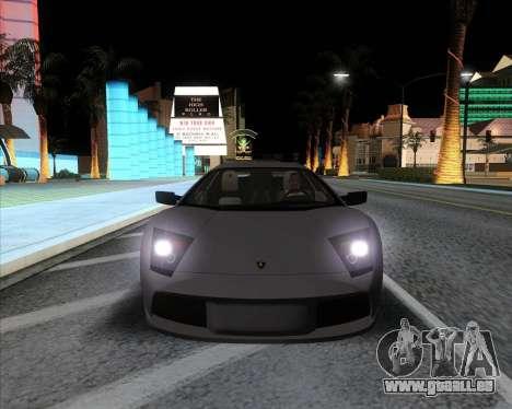 Andromax ENB für GTA San Andreas dritten Screenshot