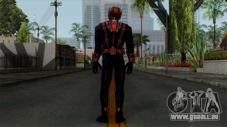 Ant-Man Black pour GTA San Andreas troisième écran