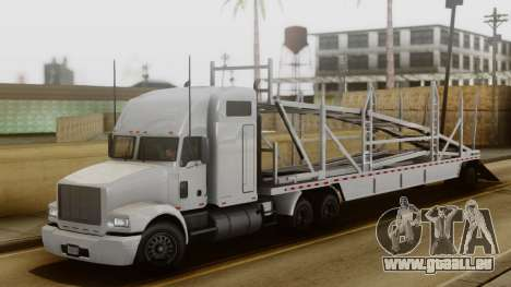 GTA 5 MTL Packer Driving pour GTA San Andreas