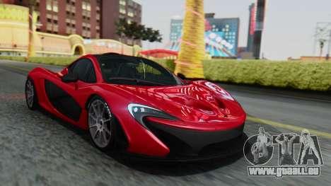 Progen T20 für GTA San Andreas Seitenansicht