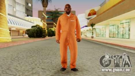 [GTA 5] Prisoner2 pour GTA San Andreas deuxième écran