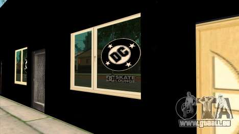 New Store DC v2 pour GTA San Andreas troisième écran