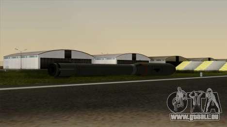 Homing Missile pour GTA San Andreas troisième écran