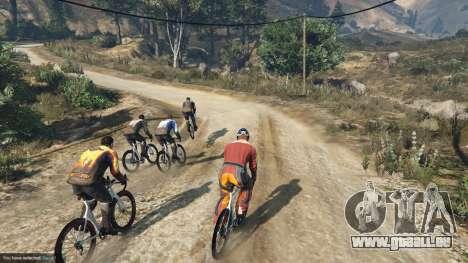 Downhill Racing für GTA 5