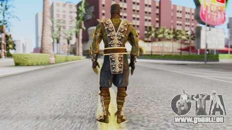 [MKX] Reptil für GTA San Andreas dritten Screenshot
