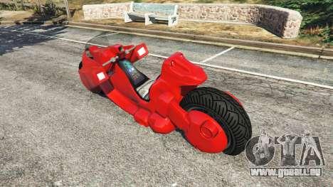 Kenedas bike from Akira pour GTA 5